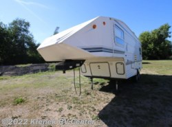 Used 1997  Cruiser RV  25 fifth wheel by Cruiser RV from Krenek RV Center in Coloma, MI