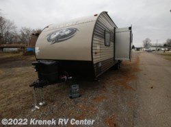 New 2017  Forest River Cherokee Grey Wolf 20RDSE by Forest River from Krenek RV Center in Coloma, MI