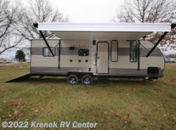 New 2017  Forest River Cherokee Grey Wolf 22RR by Forest River from Krenek RV Center in Coloma, MI