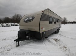 New 2017  Forest River Cherokee Grey Wolf 26DJSE by Forest River from Krenek RV Center in Coloma, MI