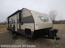 New 2017  Forest River Cherokee Grey Wolf 26DBH by Forest River from Krenek RV Center in Coloma, MI
