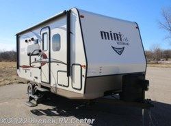 New 2017  Forest River Rockwood Mini Lite 2104S by Forest River from Krenek RV Center in Coloma, MI