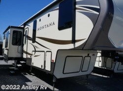 New 2016  Keystone Montana 3791RD by Keystone from Ansley RV in Duncansville, PA