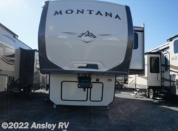New 2016 Keystone Montana 3661RL available in Duncansville, Pennsylvania