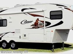 Used 2010  Keystone Cougar 318SAB by Keystone from Ansley RV in Duncansville, PA