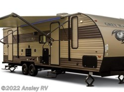 New 2017  Forest River Grey Wolf 26DBH by Forest River from Ansley RV in Duncansville, PA