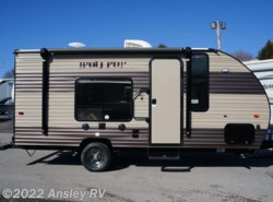 New 2017  Forest River Wolf Pup 16FQ by Forest River from Ansley RV in Duncansville, PA