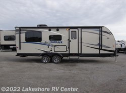 New 2016 Keystone Outback Ultra Lite 240URS available in Muskegon, Michigan