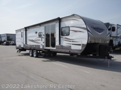 New 2017  Forest River Wildwood 37BHSS2Q by Forest River from Lakeshore RV Center in Muskegon, MI