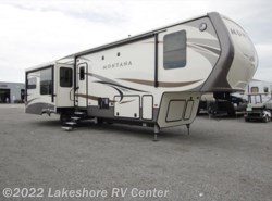 New 2017  Keystone Montana 3720RL by Keystone from Lakeshore RV Center in Muskegon, MI
