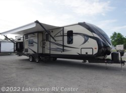 New 2017  Keystone Premier 34BHPR by Keystone from Lakeshore RV Center in Muskegon, MI