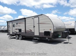 New 2017  Forest River Grey Wolf 26RL by Forest River from Lakeshore RV Center in Muskegon, MI