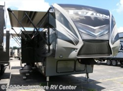 New 2017  Keystone Fuzion 371 by Keystone from Lakeshore RV Center in Muskegon, MI