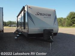 New 2017  Keystone Sprinter Campfire Edition 31BH