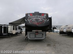 New 2017  Keystone Raptor 355TS by Keystone from Lakeshore RV Center in Muskegon, MI