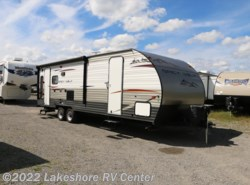 Used 2015  Forest River Grey Wolf 26RL by Forest River from Lakeshore RV Center in Muskegon, MI