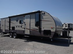 New 2016 Forest River Grey Wolf 26DBH available in Muskegon, Michigan