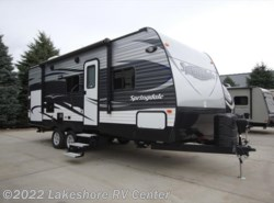 New 2016  Keystone Springdale 225RB by Keystone from Lakeshore RV Center in Muskegon, MI