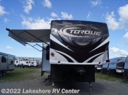 New 2017  Heartland RV Torque TQ345 by Heartland RV from Lakeshore RV Center in Muskegon, MI