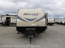 New 2017  Keystone Bullet 243BHS by Keystone from Lakeshore RV Center in Muskegon, MI