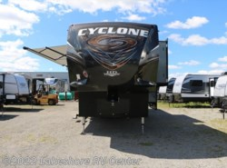 New 2017  Heartland RV Cyclone 4113 by Heartland RV from Lakeshore RV Center in Muskegon, MI