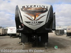 New 2017  Heartland RV Cyclone 3513 by Heartland RV from Lakeshore RV Center in Muskegon, MI
