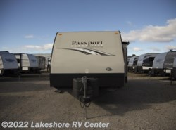 Used 2015  Keystone Passport Grand Touring 2400BH by Keystone from Lakeshore RV Center in Muskegon, MI