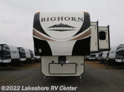 New 2017  Heartland RV Bighorn Traveler 37SS by Heartland RV from Lakeshore RV Center in Muskegon, MI
