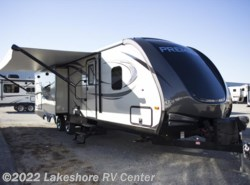 New 2017  Keystone Premier 30RIPR by Keystone from Lakeshore RV Center in Muskegon, MI
