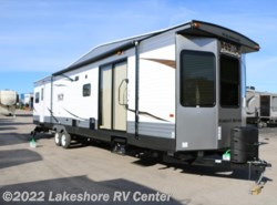 New 2017  Forest River Wildwood DLX 39FDEN by Forest River from Lakeshore RV Center in Muskegon, MI