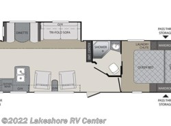 New 2017  Keystone Premier 29RKPR by Keystone from Lakeshore RV Center in Muskegon, MI
