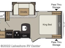 New 2017  Keystone Passport Elite 19RB by Keystone from Lakeshore RV Center in Muskegon, MI