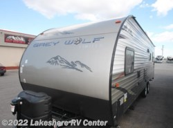 New 2015  Forest River Grey Wolf 25RR by Forest River from Lakeshore RV Center in Muskegon, MI
