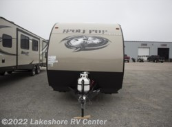 New 2017  Forest River Wolf Pup 16BHS by Forest River from Lakeshore RV Center in Muskegon, MI