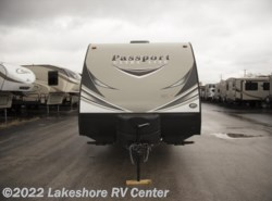 New 2017  Keystone Passport Express 175BH by Keystone from Lakeshore RV Center in Muskegon, MI