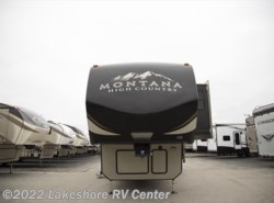 New 2017  Keystone Montana High Country 305RL by Keystone from Lakeshore RV Center in Muskegon, MI