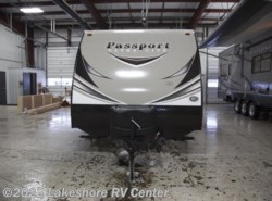 New 2017  Keystone Passport Express 239ML by Keystone from Lakeshore RV Center in Muskegon, MI