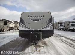 New 2017  Keystone Passport Grand Touring 2510RB by Keystone from Lakeshore RV Center in Muskegon, MI