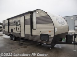 New 2017  Forest River Grey Wolf 29BH by Forest River from Lakeshore RV Center in Muskegon, MI