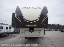 New 2017  Keystone Sprinter 269FWRLS by Keystone from Lakeshore RV Center in Muskegon, MI