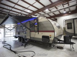 New 2018 Forest River Grey Wolf 23DBH available in Muskegon, Michigan