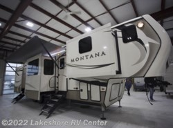 New 2018 Keystone Montana 3820FK available in Muskegon, Michigan