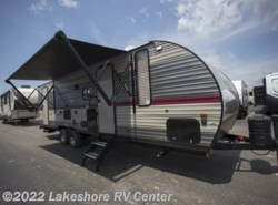 New 2019 Forest River Grey Wolf 26DBH available in Muskegon, Michigan