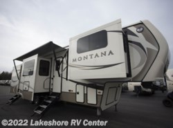 New 2018 Keystone Montana 3731FL available in Muskegon, Michigan