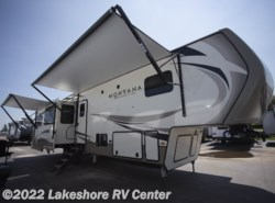 New 2019 Keystone Montana 3720RL available in Muskegon, Michigan