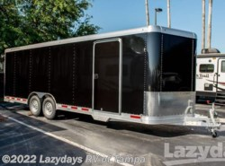 New 2016  Featherlite  Enclosed Car Trailer 4926 by Featherlite from Lazydays in Seffner, FL