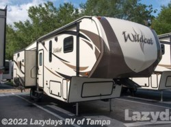 New 2017  Forest River Wildcat 29RLX by Forest River from Lazydays in Seffner, FL