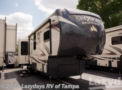 New 2017  Redwood Residential Vehicles Sequoia 38HRL by Redwood Residential Vehicles from Lazydays in Seffner, FL