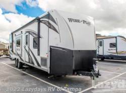 New 2017  Forest River Work and Play TT 30WRS by Forest River from Lazydays in Seffner, FL