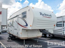 Used 2006  Forest River Rockwood 8240SS by Forest River from Lazydays in Seffner, FL